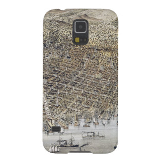 View Of San Francisco, 1878 Case For Galaxy S5