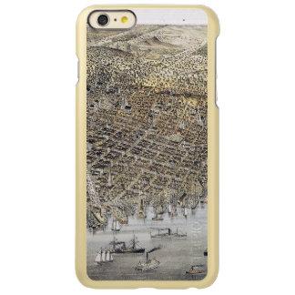 View Of San Francisco, 1878 Incipio Feather Shine iPhone 6 Plus Case