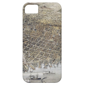 View Of San Francisco, 1878 iPhone SE/5/5s Case