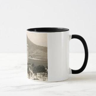 View of San Francisco Vintage Mug