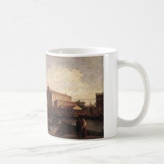 View of San Giovanni dei Battuti at Murano Coffee Mug