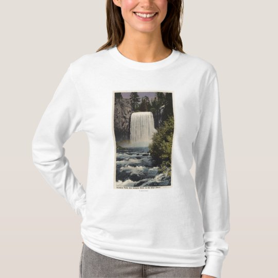 View of San Joaquin River & Rainbow Falls T-Shirt