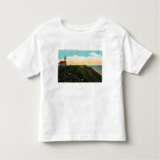 View of Sankaty Head Lighthouse Tshirts