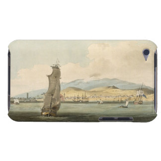 View of Santa Cruz, plate 3 from 'A Voyage to Coch Case-Mate iPod Touch Case