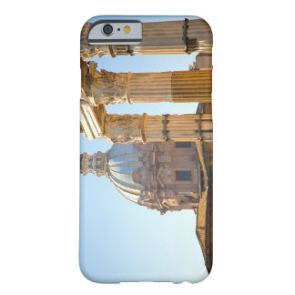 View of Santi Luca e Martina in the Roman Forum Barely There iPhone 6 Case