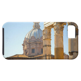 View of Santi Luca e Martina in the Roman Forum iPhone SE/5/5s Case