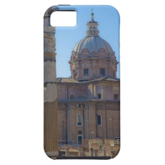 View of Santi Luca e Martina iPhone SE/5/5s Case