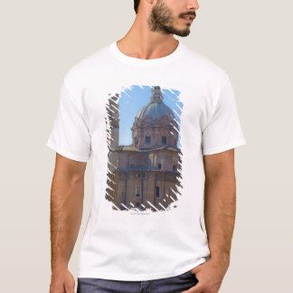 View of Santi Luca e Martina T-Shirt