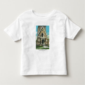 View of Saratoga Battle Monument Toddler T-shirt
