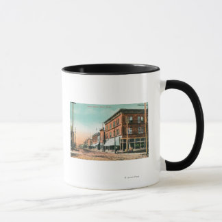 View of Second Street Mug