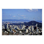 View Of Seoul From Ansan Print