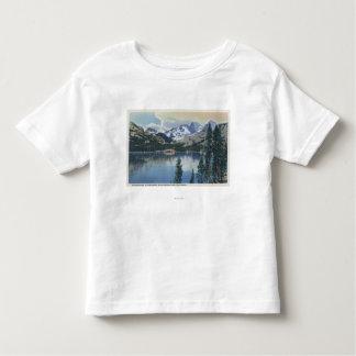 View of Shadow Lake, Sierra Nevada Mountains Tshirt
