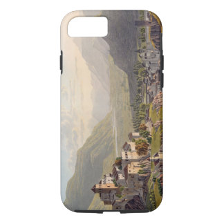 View of Sion, illustration from 'Voyage Pittoresqu iPhone 7 Case