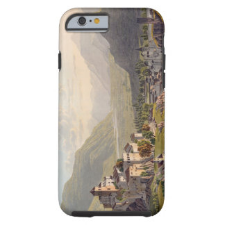 View of Sion, illustration from 'Voyage Pittoresqu Tough iPhone 6 Case