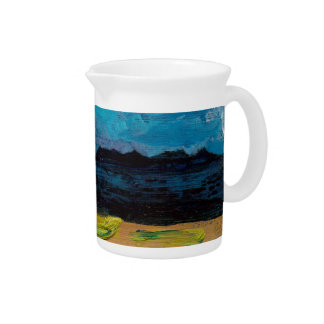 View of Skye Drink Pitcher