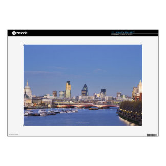 """View of Skyline Decal For 15"""" Laptop"""