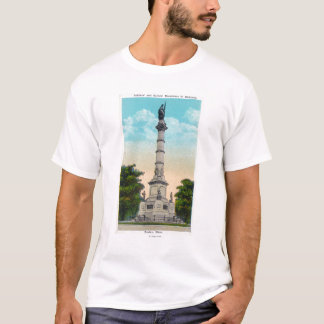 View of Soldiers and Sailors' T-Shirt