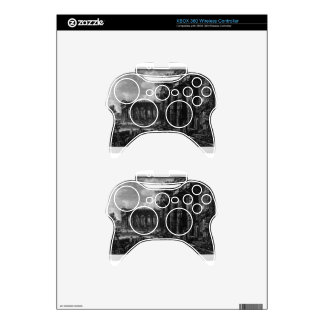 View of some columns of the facade opposite to xbox 360 controller skins