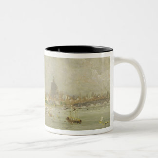 View of Somerset House Terrace and St. Paul's, fro Mug