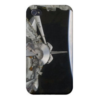 View of Space Shuttle Discovery iPhone 4/4S Cover