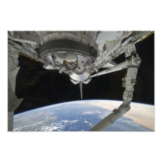 View of Space Shuttle Discovery Photo Print