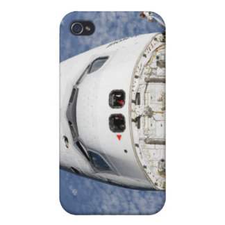 View of space shuttle Endeavour's crew cabin Case For iPhone 4