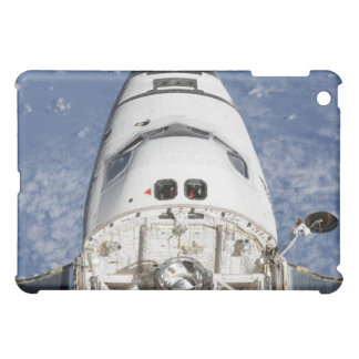 View of space shuttle Endeavour's crew cabin Cover For The iPad Mini