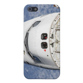 View of space shuttle Endeavour's crew cabin iPhone SE/5/5s Cover