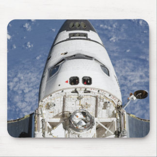 View of space shuttle Endeavour's crew cabin Mouse Pad