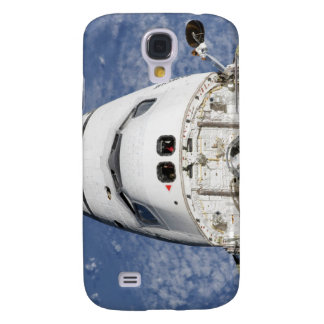 View of space shuttle Endeavour's crew cabin Samsung Galaxy S4 Cover