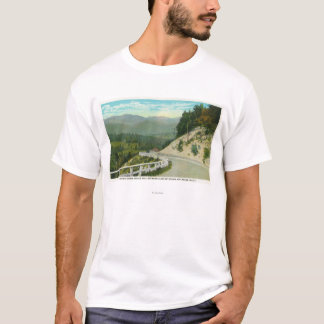 View of Spruce Hill before Keene Valley T-Shirt