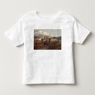 View of St. John Lateran, Rome, 1822 Toddler T-shirt