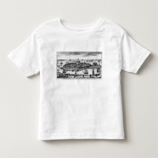 View of St. Malo Toddler T-shirt