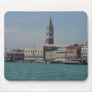 View of St. Mark's Square from Grand Canale, Venic Mouse Pad