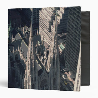 View of St. Patrick's Cathedral Binder