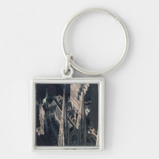 View of St. Patrick's Cathedral Keychain
