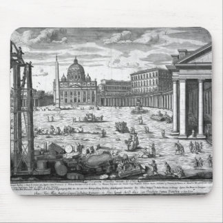 View of St. Peter's, Rome Mouse Pad