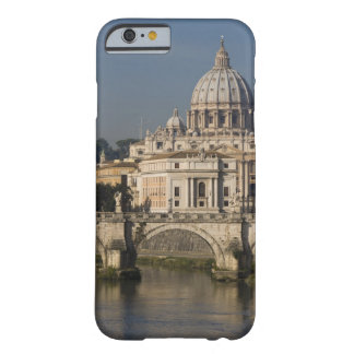 View of St Peter's with the Ponte sant' Angelo Barely There iPhone 6 Case