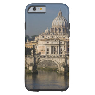 View of St Peter's with the Ponte sant' Angelo iPhone 6 Case