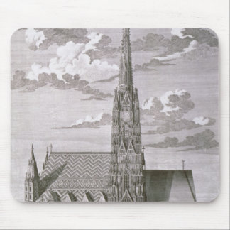 View of St. Stephan's Cathedral Mouse Pad