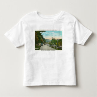 View of State Hwy towards Warrensburg Toddler T-shirt