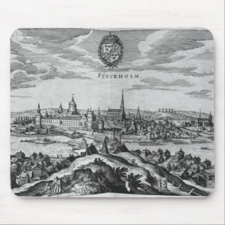 View of Stockholm Mousepad