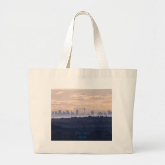 View of Sydney from The oaks NSW Bags