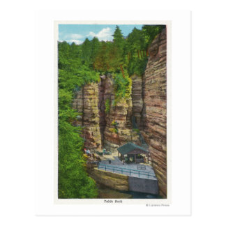 View of Table Rock Post Card