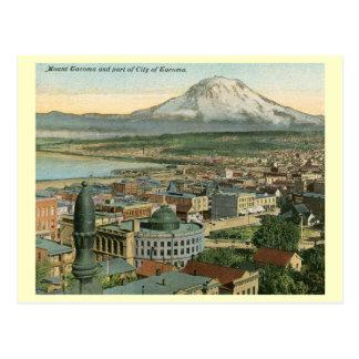 View of Tacoma, Washington 1911 Vintage Post Cards