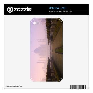 View of Taj Mahal at Sunrise Skin For iPhone 4S