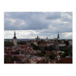 View of Tallinn Postcard