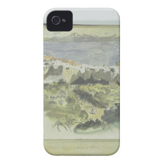 View of Tangier by Eugene Delacroix iPhone 4 Case-Mate Case