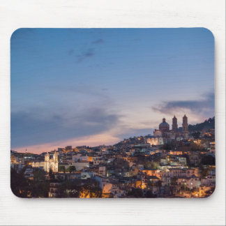 View Of Taxco In Guerrero, Mexico Mouse Pad