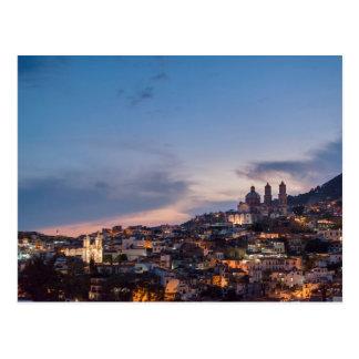 View Of Taxco In Guerrero, Mexico Postcard